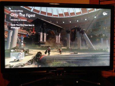 Xbox One achievement