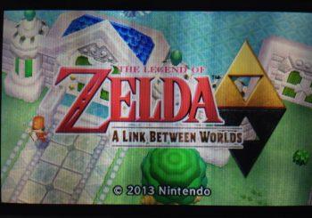 Zelda: A Link Between Worlds digital file size revealed