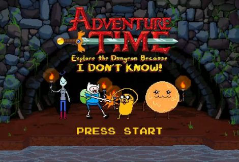 Adventure Time: Explore The Dungeon Because I DON'T KNOW! Review (PS3)