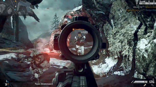 Infinity Ward explains Call of Duty: Ghosts being 720p on Xbox One