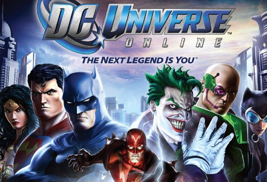 DC Universe Online Armories First-Look, Coming This Winter