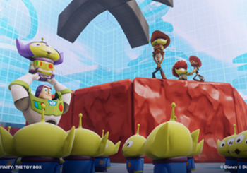 Disney Infinity gains five new toy boxes