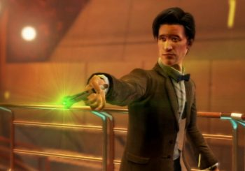 Remaining Doctor Who: The Eternity Clock trilogy of games cancelled