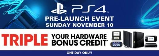 gamestop trade bonus