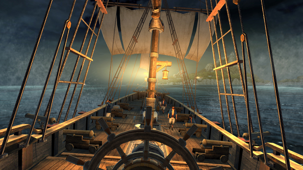 Assassin's Creed Pirates arrives in port on December 5