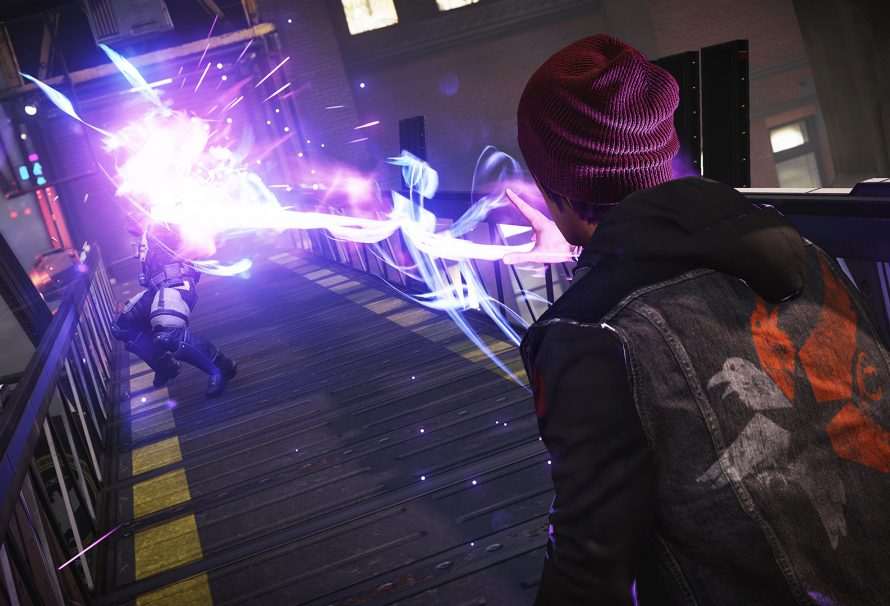 There Is No Multiplayer In inFamous: Second Son