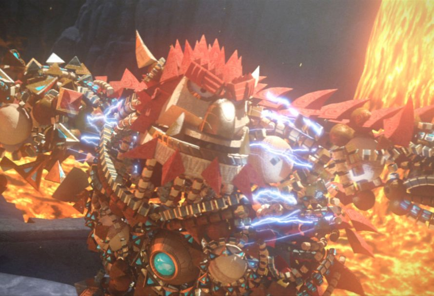 This Week's New Releases 11/10 – 11/16; PlayStation 4, Knack, Mario & Sonic