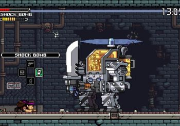 Indie Sidescroller Mercenary Kings Coming To PS4