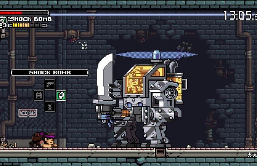 Indie Sidescroller Mercenary Kings Coming To PS4