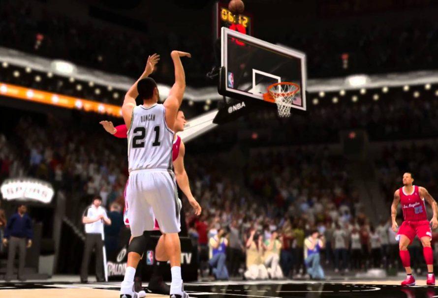 New NBA Live 14 Trailer Shows Off Season