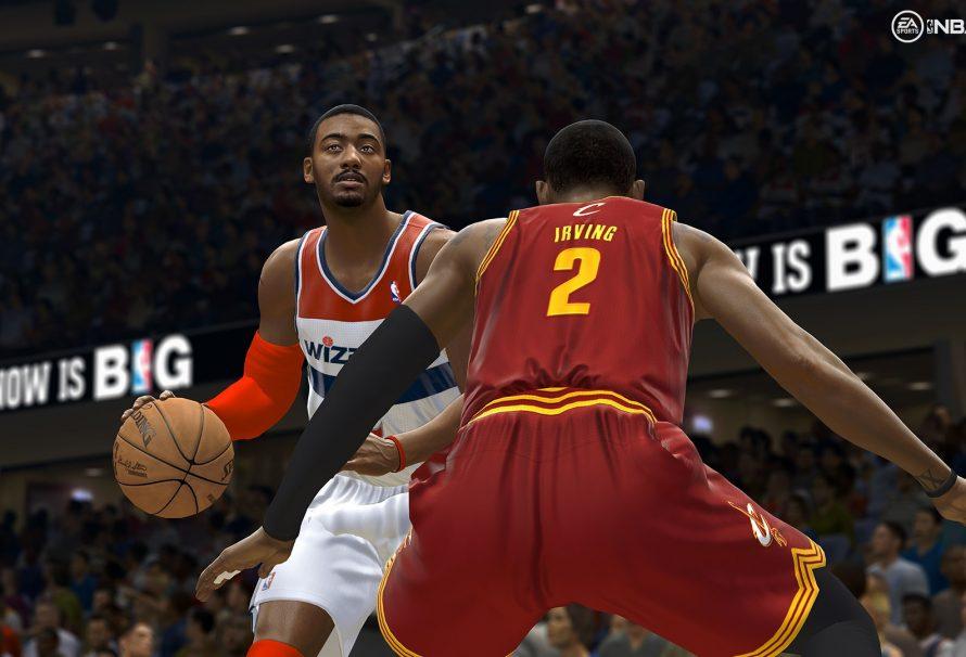 Some New NBA Live 14 Screenshots