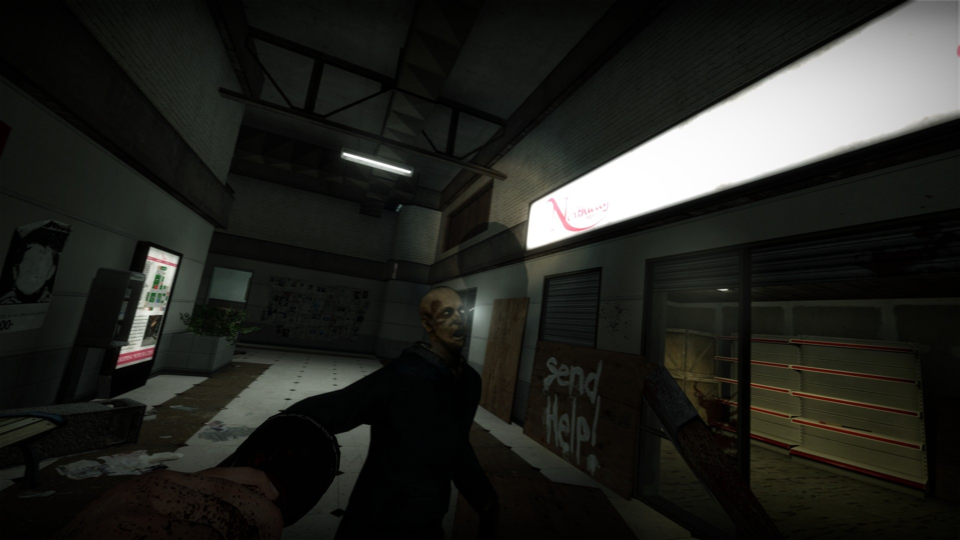 Half-Life 2 Mod No More Room In Hell Now Free On Steam