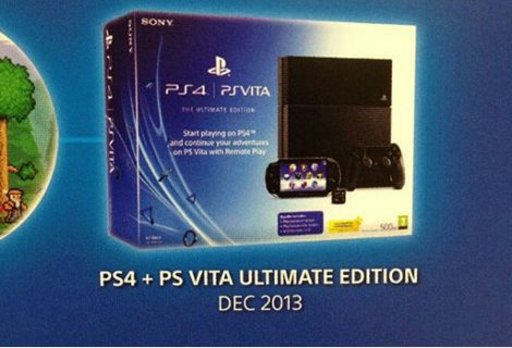 Is Sony Releasing A PS4 And PS Vita Bundle?