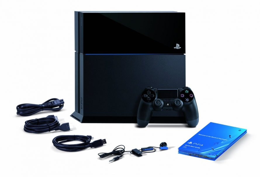 PS4 Sells Over 300,000 Units In Two Days In Japan