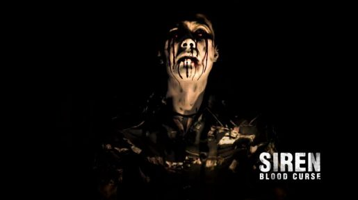 siren blood curse eyes