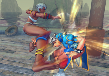 Ultra Street Fighter IV May Come After April 2014