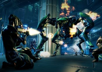 Warframe on PS4 gets Trophy Support
