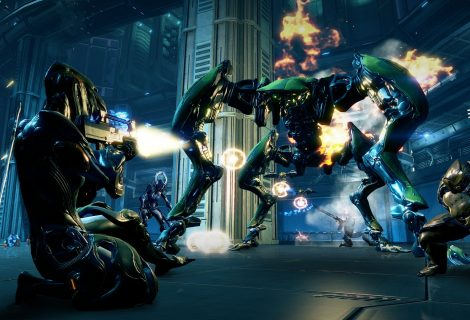 PEGI lists Warframe for Xbox One