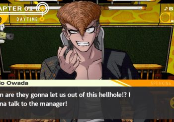 Danganronpa: Trigger Happy Havoc Gets A New Trailer & Screens