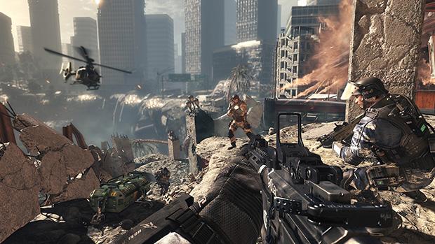 Call Of Duty: Ghosts Customization Trailer