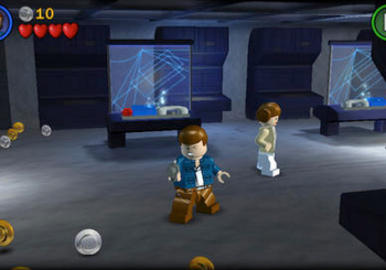 LEGO Star Wars: The Complete Saga arrives on iOS today
