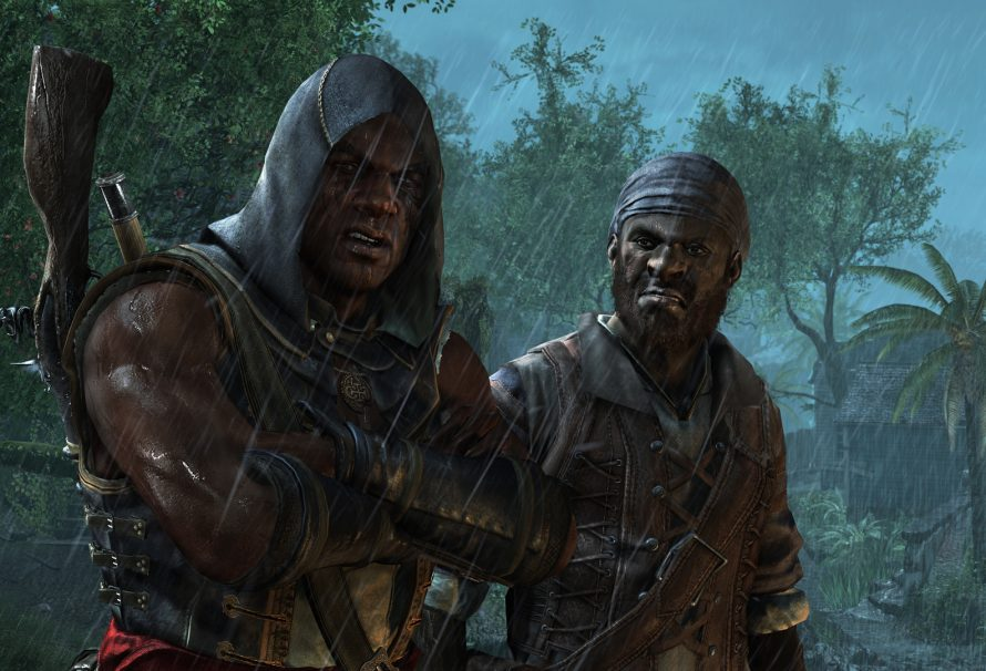 First Major Assassin's Creed IV DLC Launches Tomorrow
