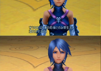 Kingdom Hearts Birth By Sleep Original vs 2.5 HD Screenshots