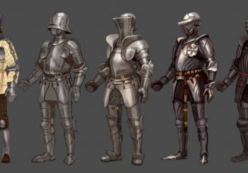 PS4's 'Deep Down' Different Armor Suits Teased
