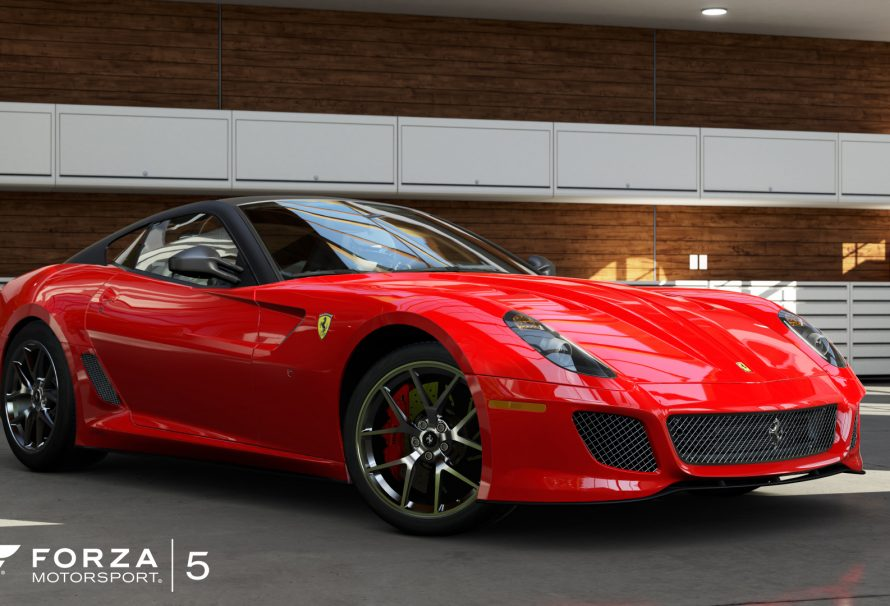 Forza Motorsport 5 Update Allows DLC Cars To Be Accessible Instantly