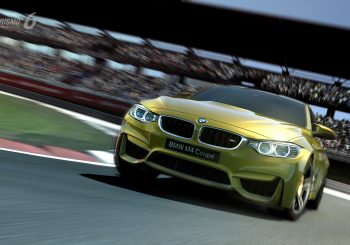 Gran Turismo 6 Gets Free BMW M4 Coupe Event