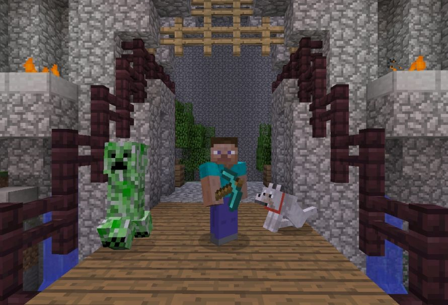 New Minecraft Update Due For PS3 And Xbox 360