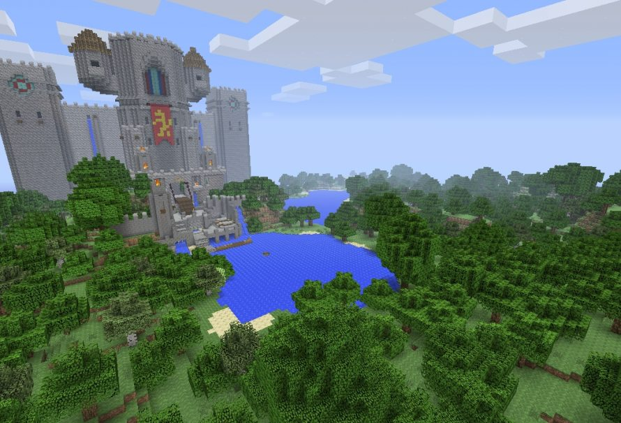 Minecraft Has Now Sold 122 Million Units Worldwide