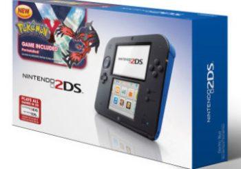 Pokemon X & Y Nintendo 2DS Bundle Announced for North America