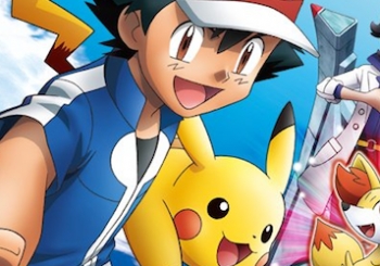 Pokemon XY Anime debuts this January 18th