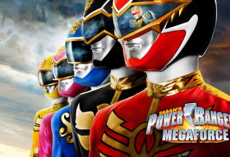 Power Rangers Megaforce Review