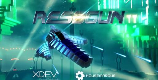 Resogun Featured