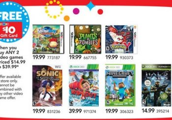 Pokemon Y on sale for two days at Toys R' Us