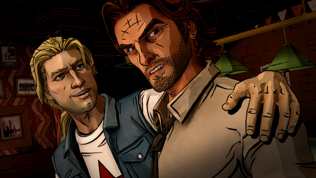 New Info & Screens Of The Wolf Among Us Episode 2