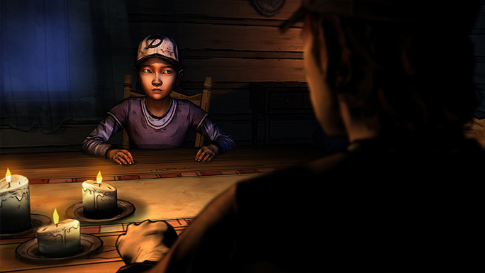 The Walking Dead Season 2 - Episode 1: All That Remains