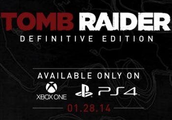 Tomb Raider: Definitive Edition Leaked Via Online Ad