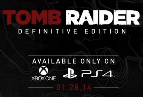 Tomb Raider: Definitive Edition Leaked Via Online Ad