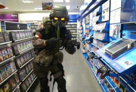 PS4 Is The UK's Fastest Selling Video Game Console
