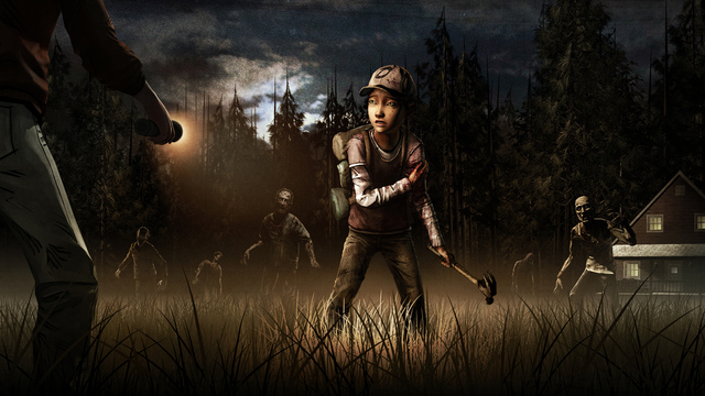 The Walking Dead Season 2 premieres on December 18 for Xbox 360