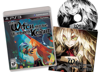 The Witch And The Hundred Knight Casts A Release Date