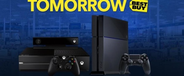 Best Buy to have more Xbox One and PS4 from December 8th