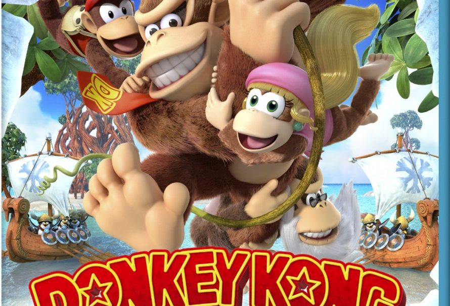 Rumor: Donkey Kong Country: Tropical Freeze fourth playable character leaked