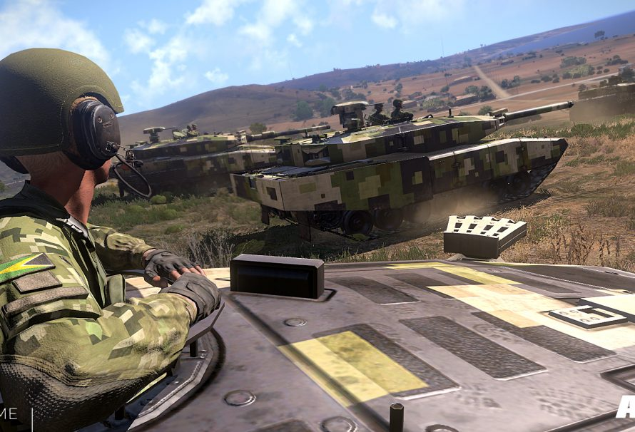 Arma 3 Adapt Campaign Episode Out January 21st
