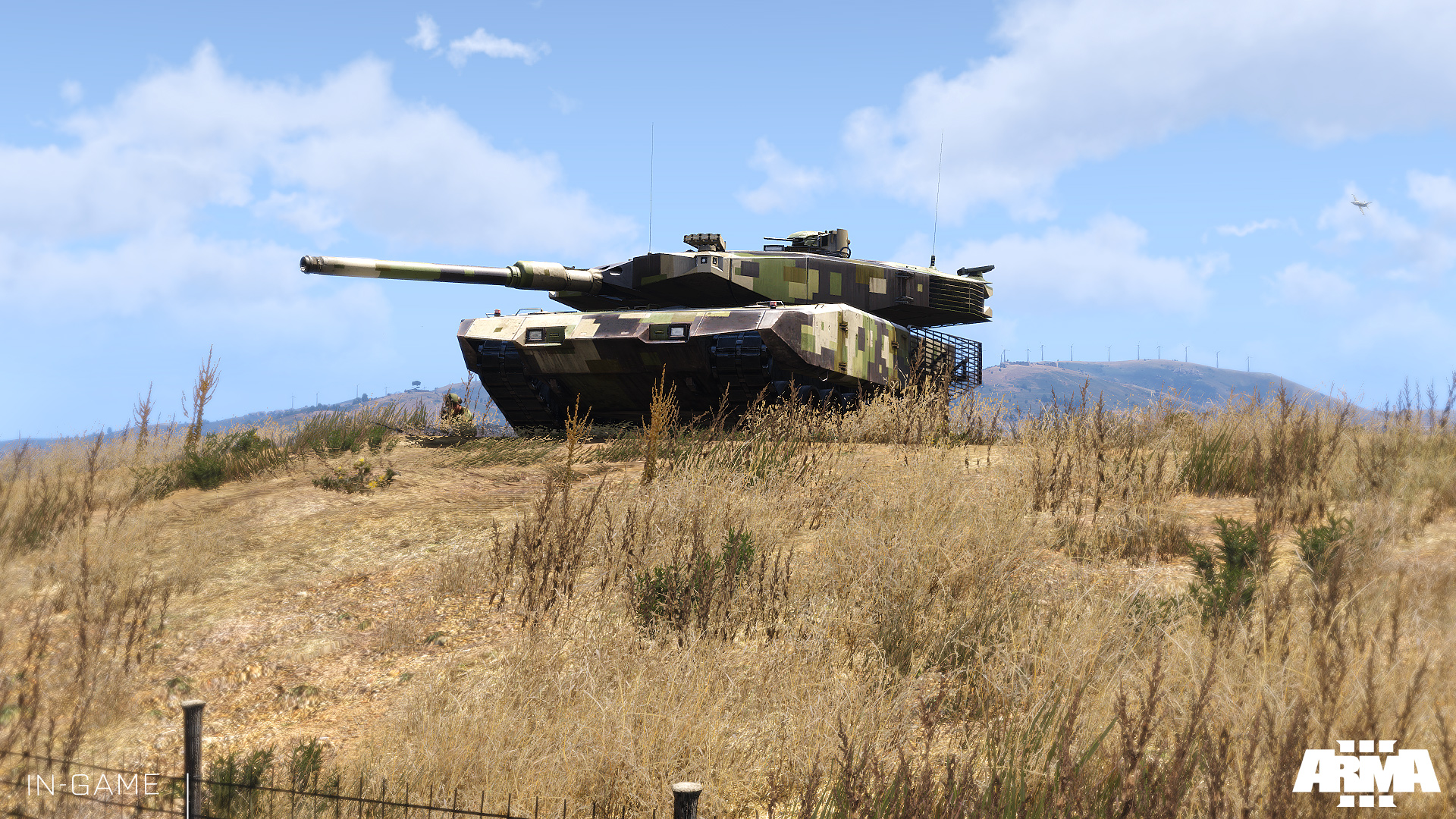 Bohemia Interactive deploys AAF Reinforcements Pack for Arma 3