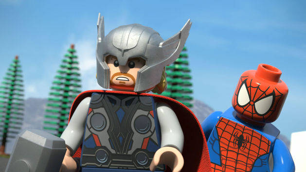 LEGO Marvel Super Heroes Receives Two DLC Packs
