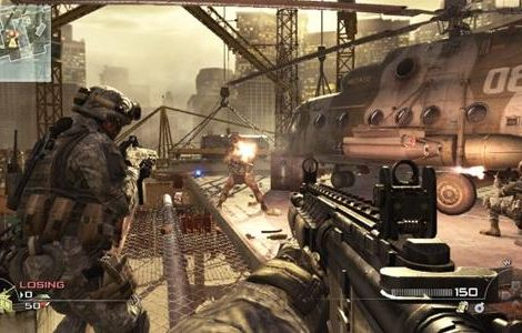 Call of Duty Tournament Comes To The X Games